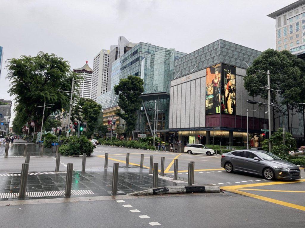6月15日シンガポール1