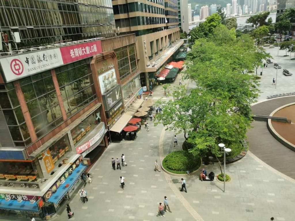 6月22日香港1
