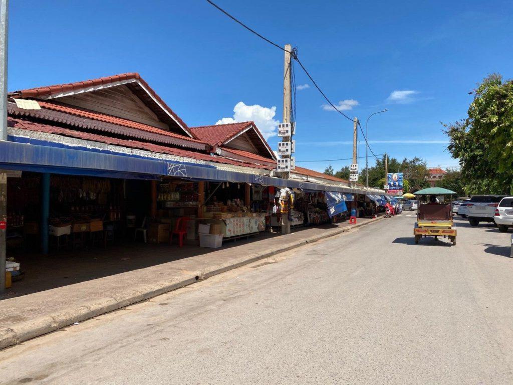 6月4日カンボジア