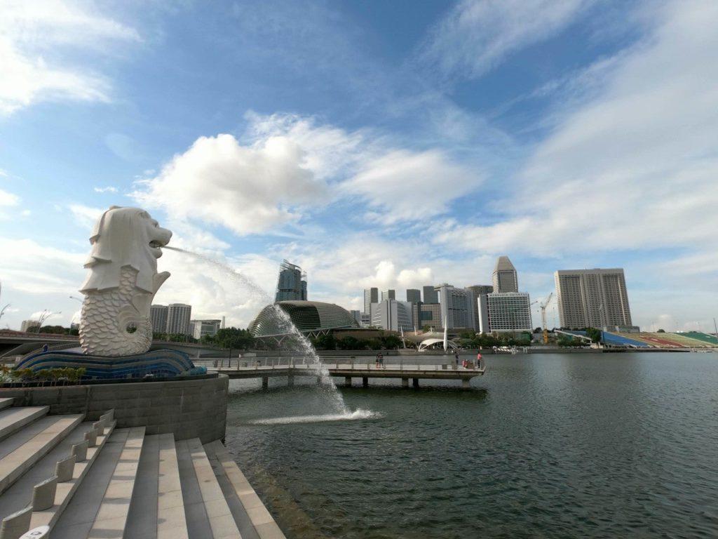 7月1日シンガポール1