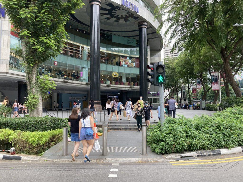 7月20日シンガポール1