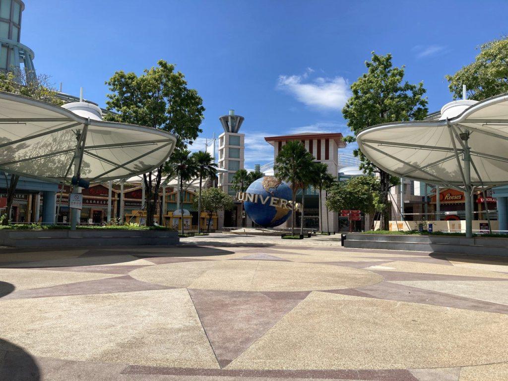 7月24日シンガポール1
