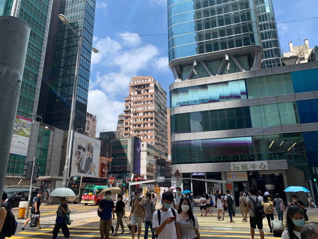 8月10日香港1